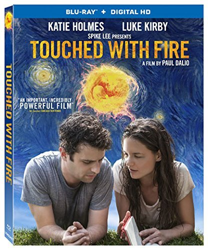 Touched With Fire Holmes Kirby Blu Ray Dc R