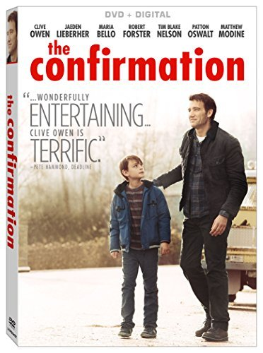 Confirmation Owen Lieberher Bello DVD Dc Pg13