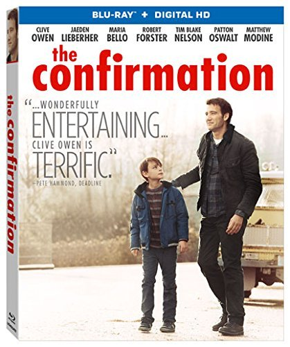 Confirmation Owen Lieberher Bello Blu Ray Dc Pg13