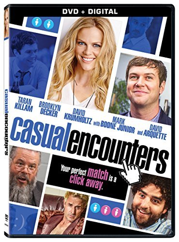 Casual Encounters Casual Encounters DVD R