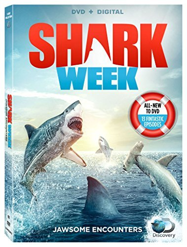 Sharkweek Jawsome Encounters Sharkweek Jawsome Encounters DVD Dc Nr