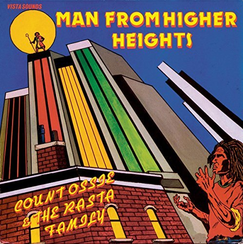 Count Ossie & The Rasta Family Man From Higher Heights