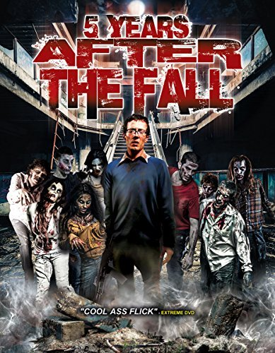 5 Years After The Fall Garrett Dravillas DVD Nr