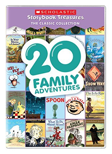 20 Family Adventures Classic Collection DVD