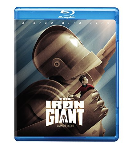 Iron Giant Iron Giant Blu Ray Pg Signature Edition