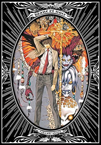 Takeshi Obata Blanc Et Noir Takeshi Obata Illustrations
