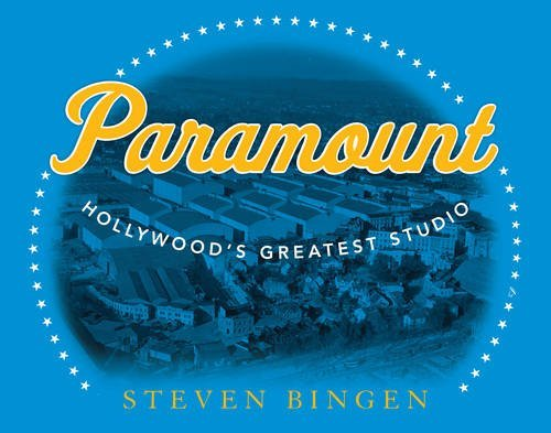 Steven Bingen Paramount City Of Dreams