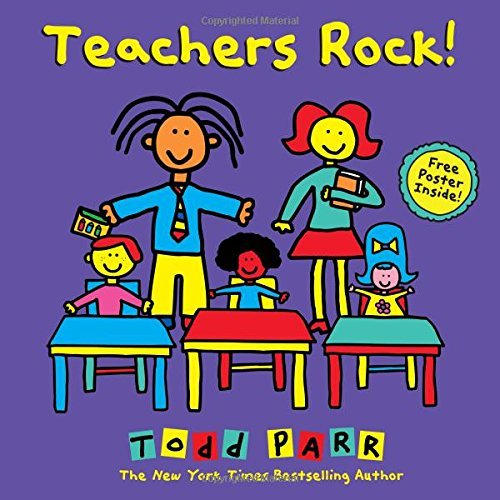 Todd Parr Teachers Rock!