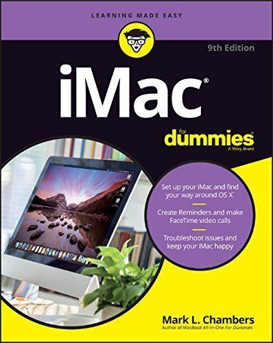Mark L. Chambers Imac For Dummies 0009 Edition;