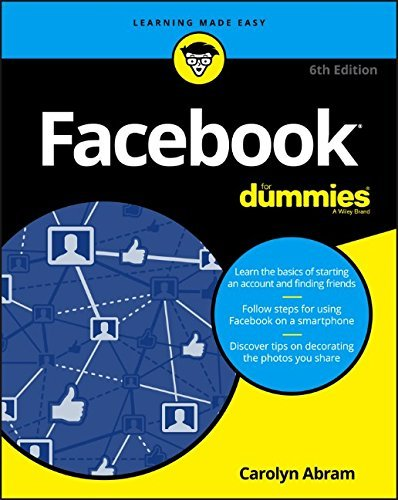 Carolyn Abram Facebook For Dummies 0006 Edition;