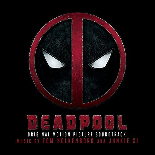 Deadpool Soundtrack Red Black Starburst Explicit Music By Tom Holkenborg Aka Junkie Xl