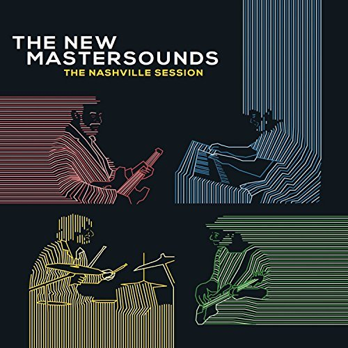 New Mastersounds Nashville Session Ltd To 1000 Copies