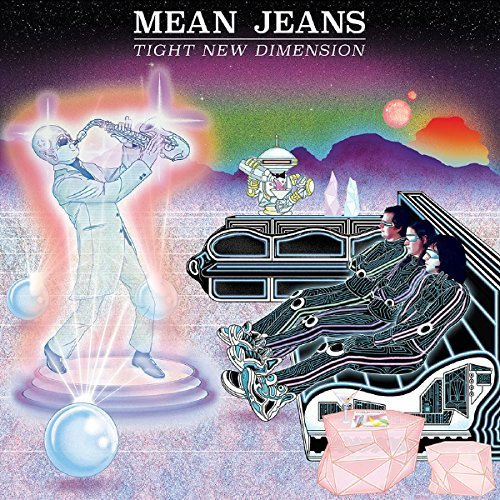 Mean Jeans Tight New Dimension