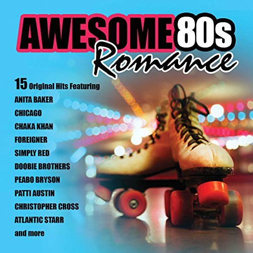 Various Artist Awesome 80s Romance