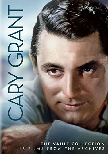 Cary Grant The Vault Collection DVD