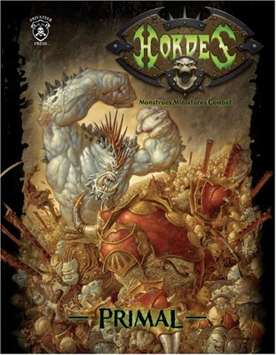 Privateer Press Hordes Primal