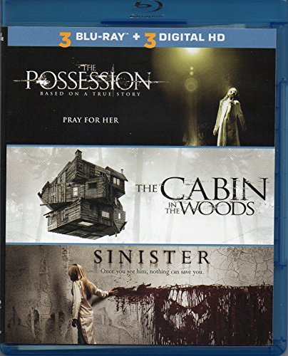 The Possession The Cabin In The Woods Sinister Triple Feature
