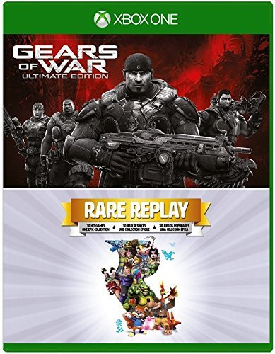 Xb1 Gears Of War Ultimate Edition & Rare Replay