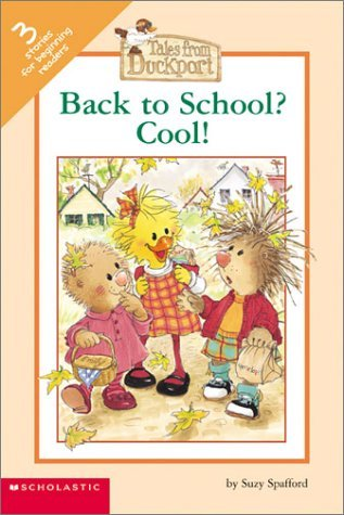Suzy Spafford Back To School? Cool!