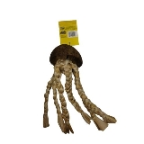 Jelly Fish Bird Toy Lg 48 Java Wood Jelly Fish Bird Toy 22 X 5.5 Inch Ea Jelly Fish Bird Toy Lg 48