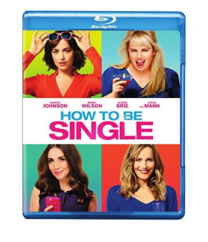 How To Be Single Johnson Wilson Blu Ray Dc R