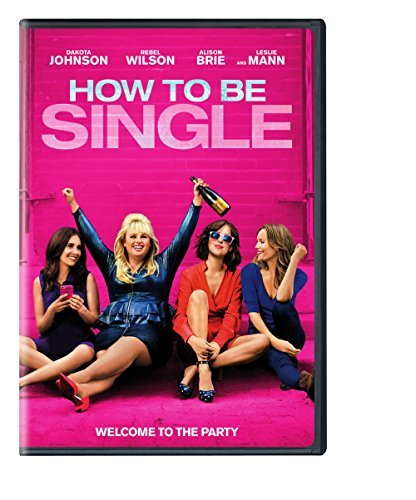 How To Be Single Johnson Wilson DVD R