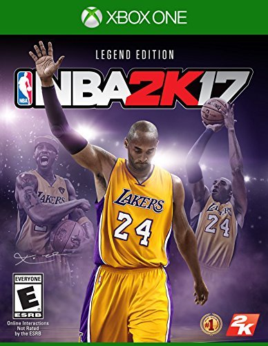 Xbox One Nba 2k17 Legend Edition