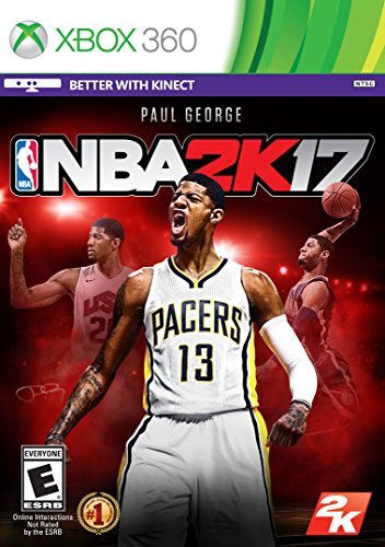 Xbox 360 Nba 2k17 Early Tip Off Edition