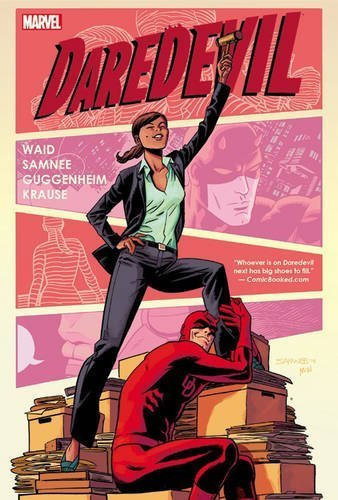 Mark Waid Daredevil Volume 5