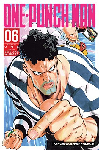 One One Punch Man Vol. 6