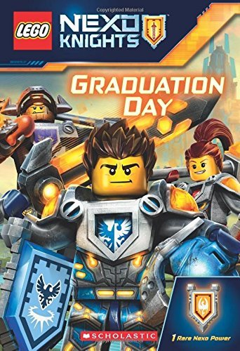 Tracey West Graduation Day (lego Nexo Knights Chapter Book)