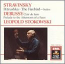 Stravinsky Debussy Petrouchka; Firebird Suite Clair De Lune Prelude To The Afternoon Of A Faun