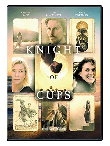 Knight Of Cups Bale Blanchette Portman Banderas DVD R
