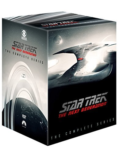 Star Trek The Next Generation Complete Series DVD 48 Discs