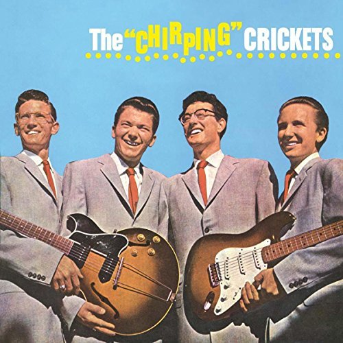 "Buddy Holly & The Crickets The ""chirping"" Crickets Lp"