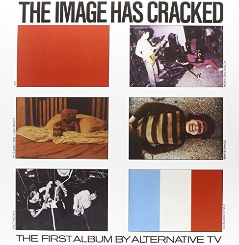 Alternative Tv The Image Has Cracked Lp