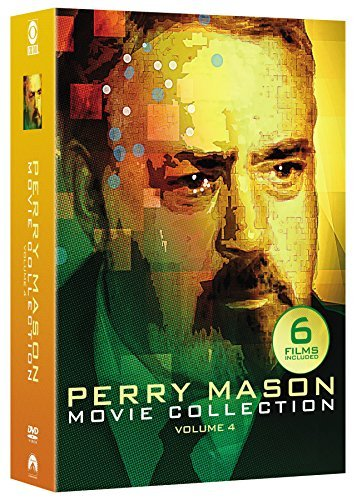 Perry Mason Movie Collection Volume 4 DVD