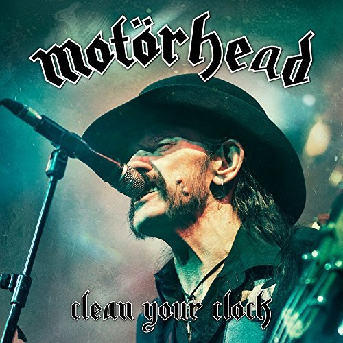 Motörhead Clean Your Clock Explicit