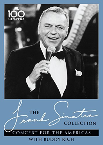 Frank Sinatra Concert For The Americas