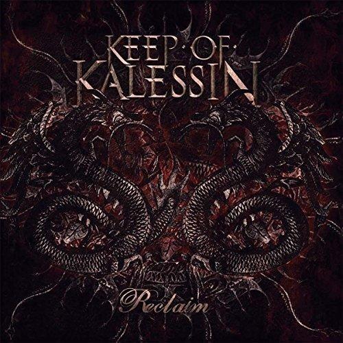 Keep Of Kalessin Reclaim (crystal Vinyl) Import Gbr Crystal Vinyl