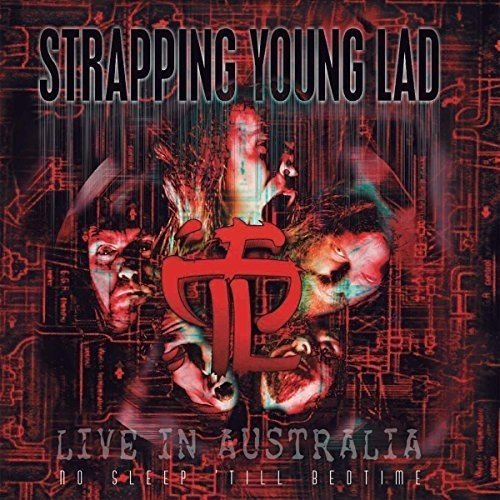 Strapping Young Lad No Sleep Til Bedtime Live In Import Gbr Orange Vinyl