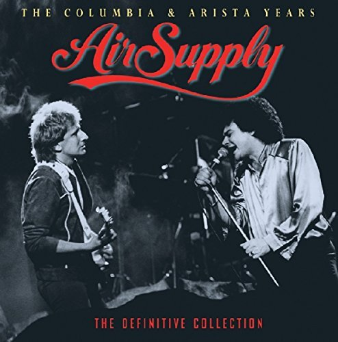 Air Supply Columbia & Arista Years Defi