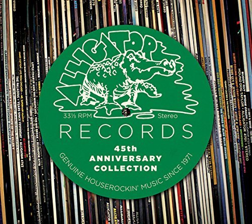 Alligator Records 45th Anniver Alligator Records 45th Anniver