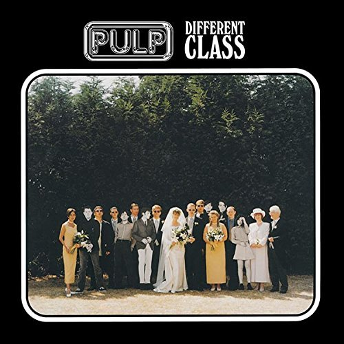 Pulp Different Class (mint Green) Lp