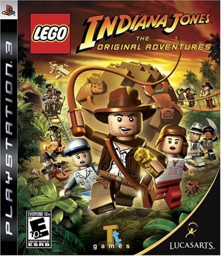 Ps3 Lego Indiana Jones Buena Vista Interactive E