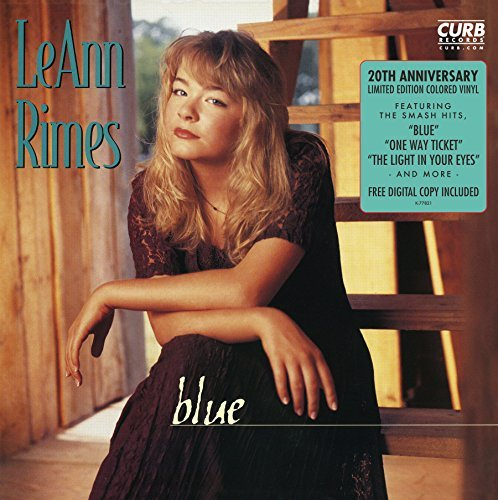 Leann Rimes Blue 20th Anniversary Editio