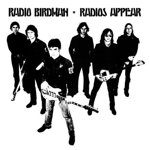 Radio Birdman Radios Appear (red & Black Vinyl) Lp