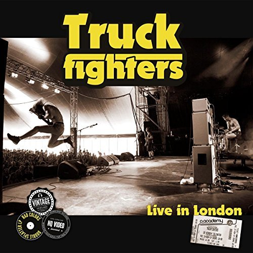 Truckfighters Live In London Incl. CD