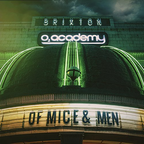 Of Mice & Men Live At Brixton Includes DVD
