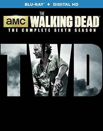 Walking Dead Season 6 Blu Ray